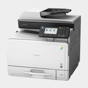 Ricoh Aficio™ MP C305SP - Birmingham Photocopiers