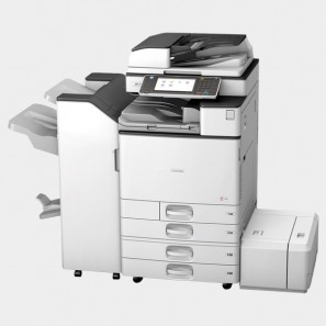 Ricoh Aficio MP C3003SP - Birmingham Photocopiers